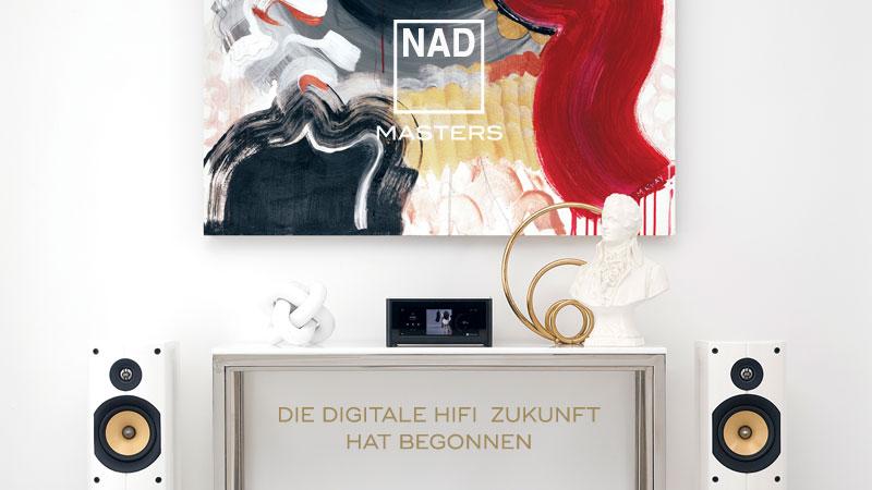 NAD M10 – Die digitale Zukunft hat begonnen